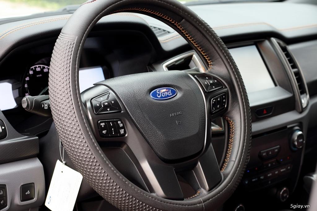 Cần Bán: Ford RANGER WildtraK 3.2 4x4 full 11/2015 như mới (Full hình) - 14