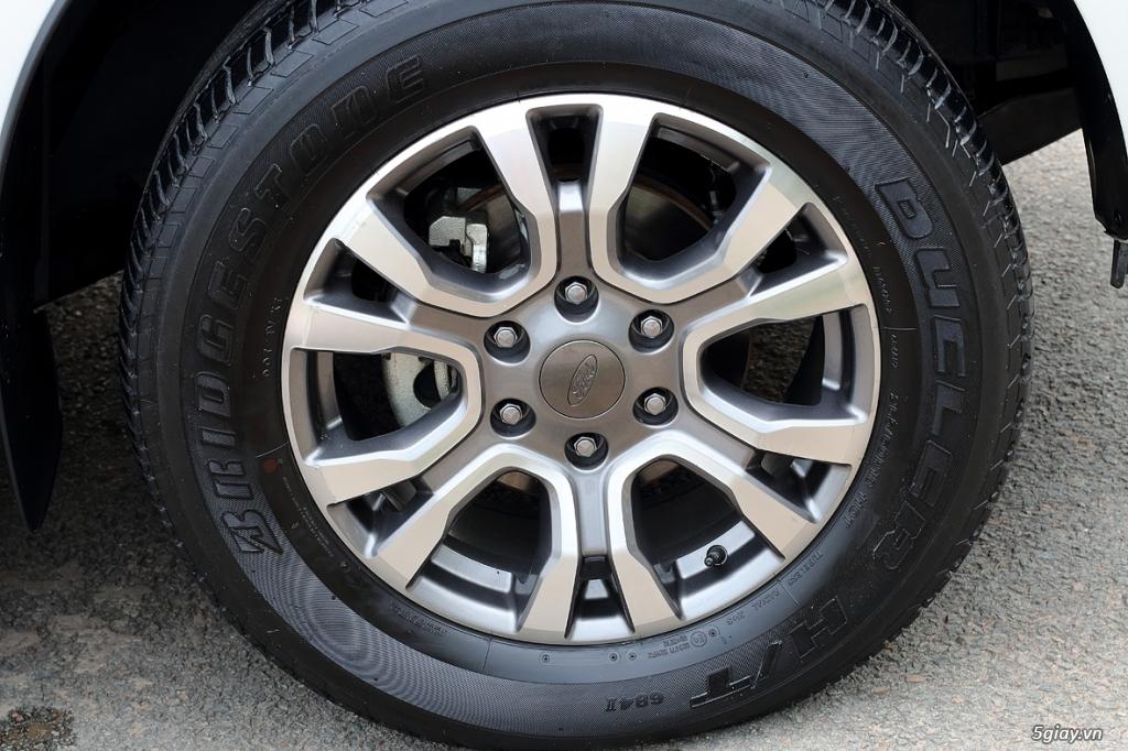 Cần Bán: Ford RANGER WildtraK 3.2 4x4 full 11/2015 như mới (Full hình) - 13