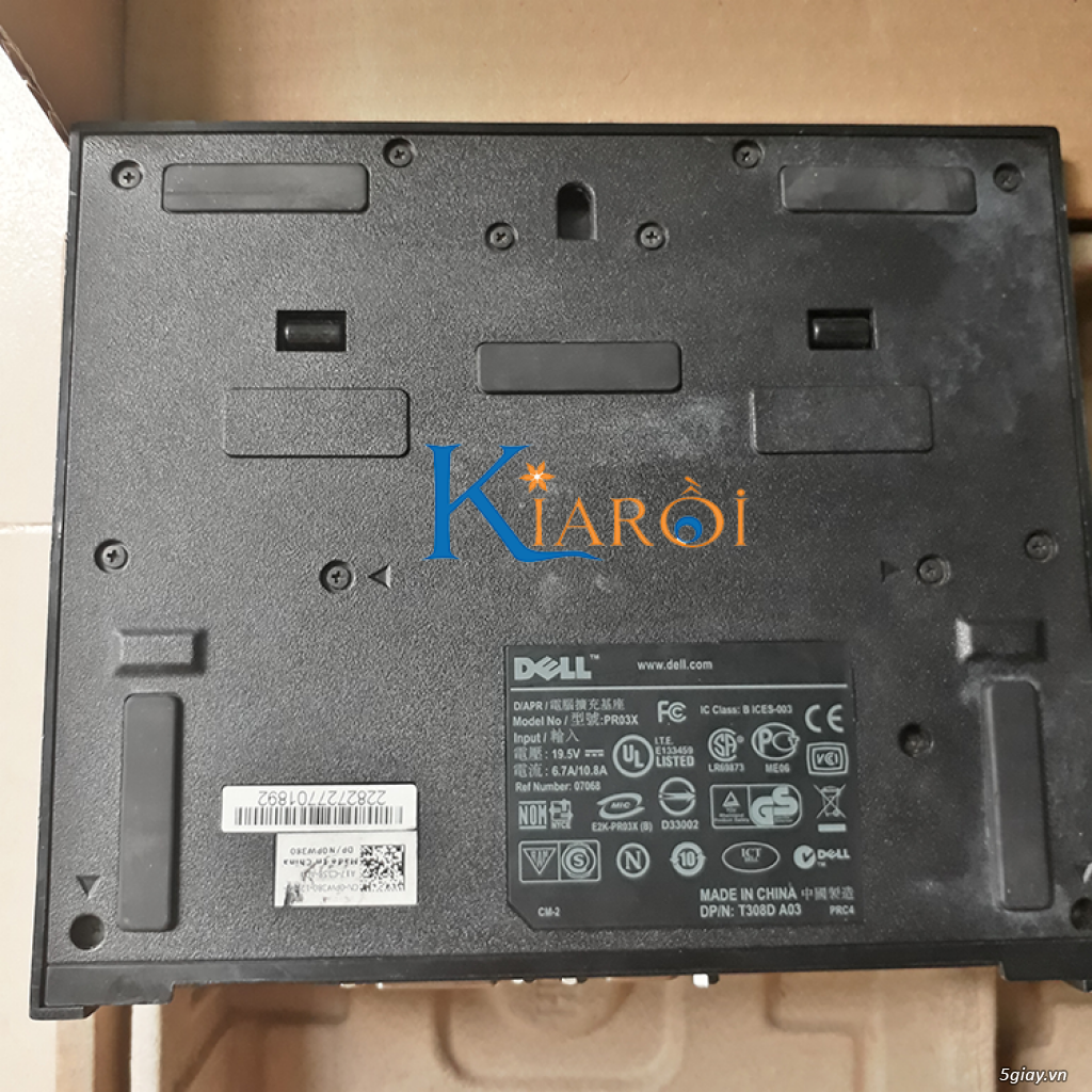 Thanh lý docking Dell Pro03x còn mới - 4