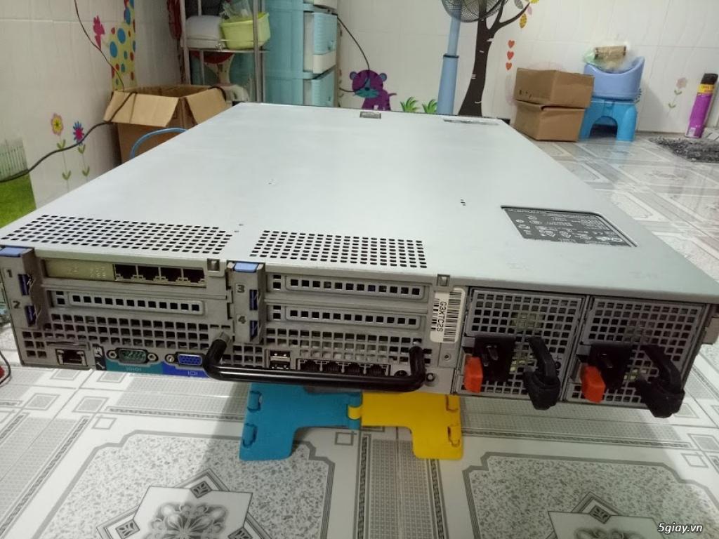 HCM-Thanh lý máy chủ Server Dell R710 nguyên zin - TP Hồ Chí Minh