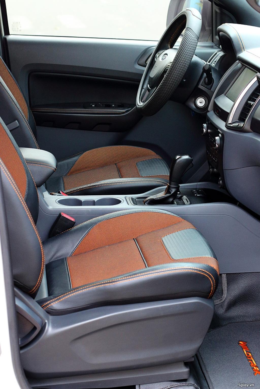 Cần Bán: Ford RANGER WildtraK 3.2 4x4 full 11/2015 như mới (Full hình) - 27