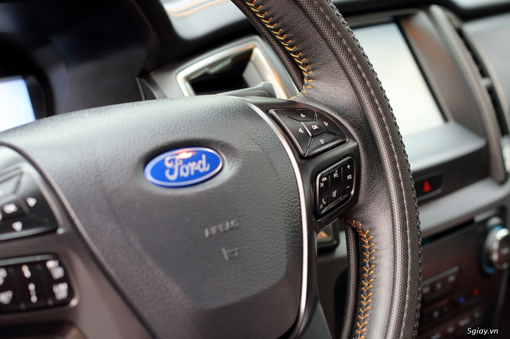 Cần Bán: Ford RANGER WildtraK 3.2 4x4 full 11/2015 như mới (Full hình) - 16