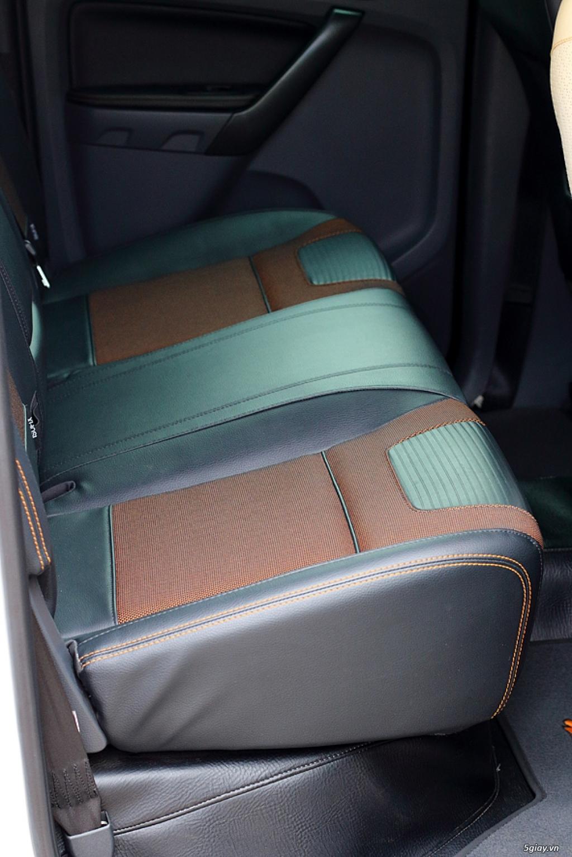 Cần Bán: Ford RANGER WildtraK 3.2 4x4 full 11/2015 như mới (Full hình) - 24