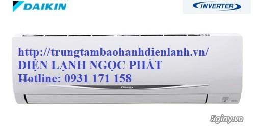 Chuyên phân phối dòng máy lạnh treo tường Daikin giá rẻ