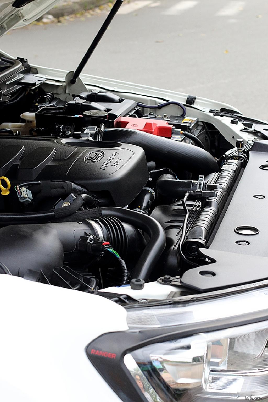 Cần Bán: Ford RANGER WildtraK 3.2 4x4 full 11/2015 như mới (Full hình) - 36