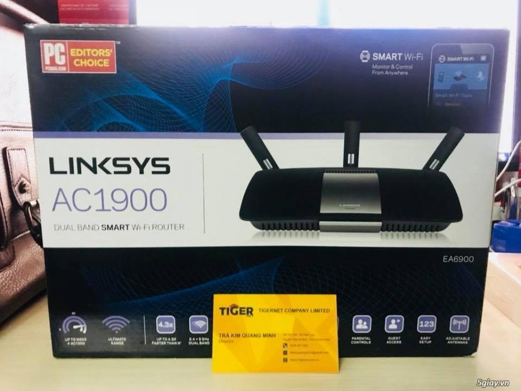 Bộ phát sóng wifi Linksys giá rẻ - BH 06 tháng!