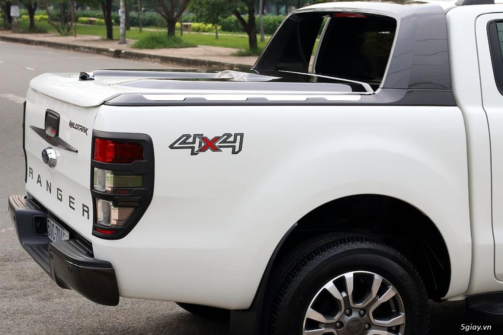 Cần Bán: Ford RANGER WildtraK 3.2 4x4 full 11/2015 như mới (Full hình) - 6