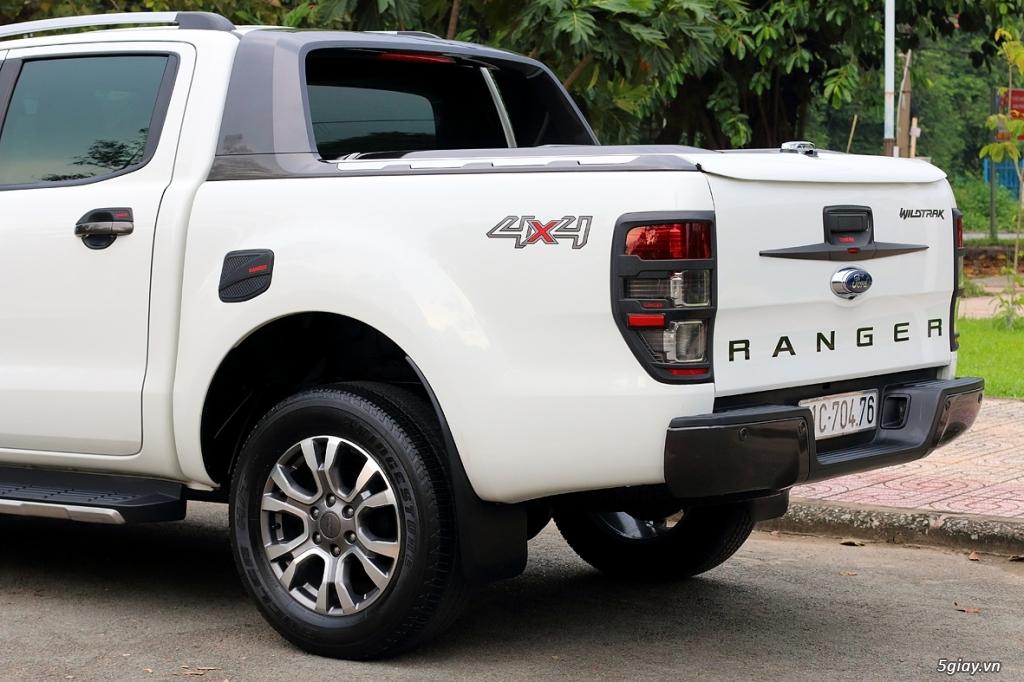 Cần Bán: Ford RANGER WildtraK 3.2 4x4 full 11/2015 như mới (Full hình) - 9