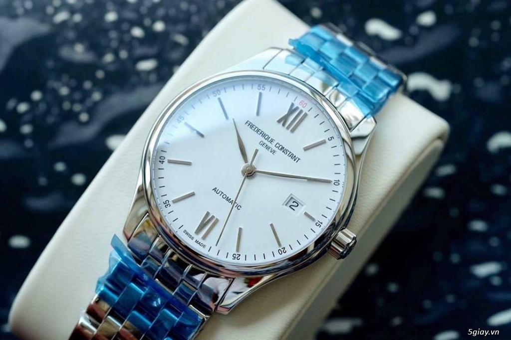 Đồng hồ chính hãng Thụy Sỹ Fc, Raymond Weil, Edox - 20