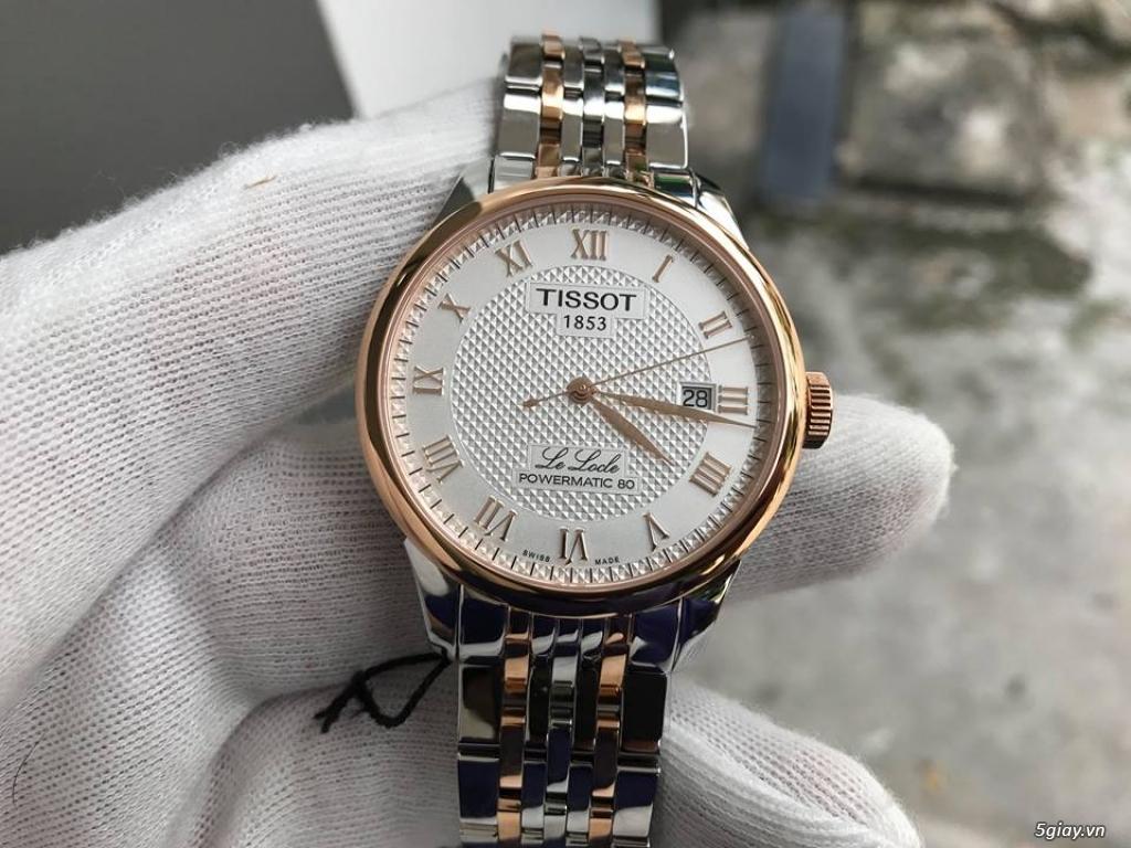 Đồng hồ chính hãng Thụy Sỹ Fc, Raymond Weil, Edox - 36
