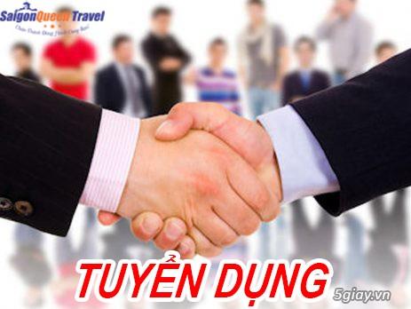 SaigonQueen Travel thông báo tuyển dụng cuối năm