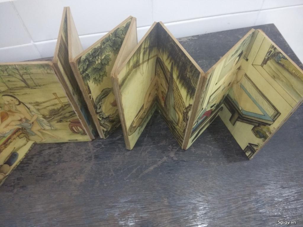 Bán vài quyển sách và tư liệu cổ - 3