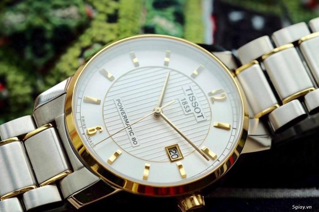 Đồng hồ chính hãng Thụy Sỹ Fc, Raymond Weil, Edox - 42