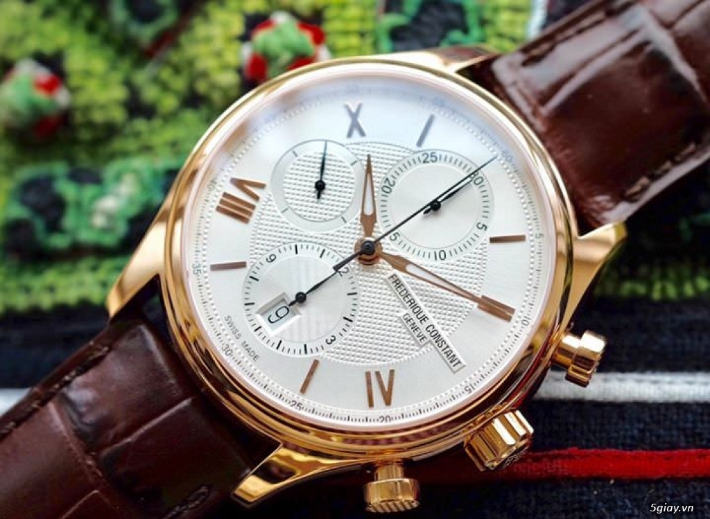 Đồng hồ chính hãng Thụy Sỹ Fc, Raymond Weil, Edox - 6
