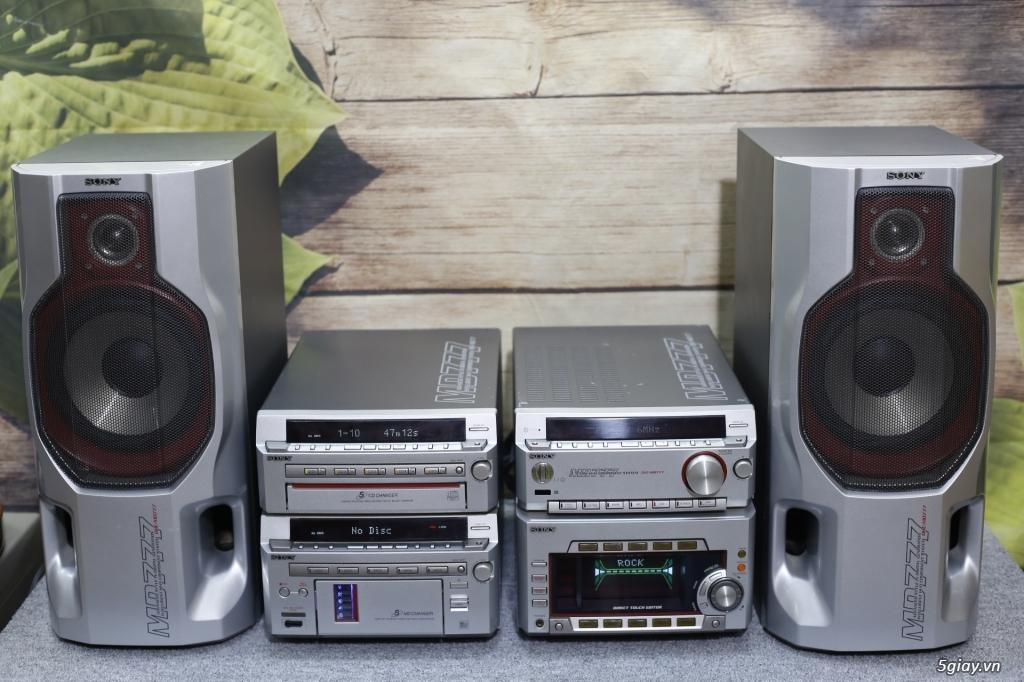 Đầu máy nghe nhạc MINI Nhật đủ các hiệu: Denon, Onkyo, Pioneer, Sony, Sansui, Kenwood - 40