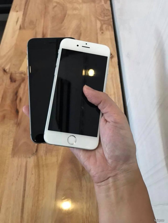 iPhone 6 và 6s plus 64g, 128g  máy đẹp 98% trắng ,gold, đen máy zin