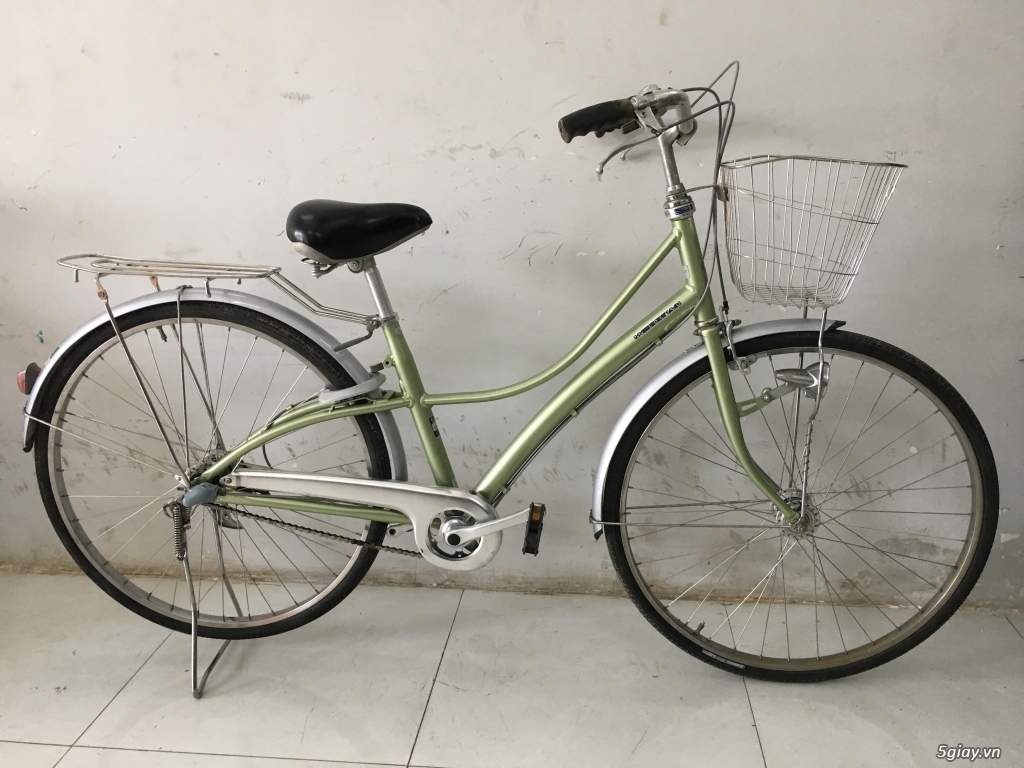 Xe đạp Nhật đã qua sử dụng giá rẻ! - 11
