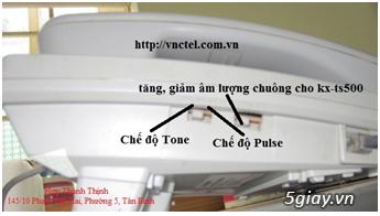 Điện thoại panasonic TS500 – Giải pháp kết nối hiệu quả - 1