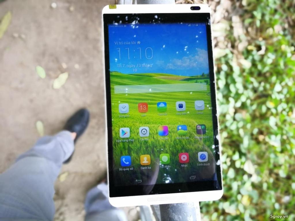 Máy tính bảng Huawei Mediapad M1 xách tay Nhật (4G LTE/WIFI ) - 3