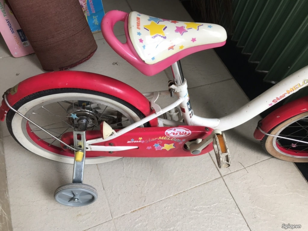 Xe đạp trẻ con miyata bánh 16 - 1