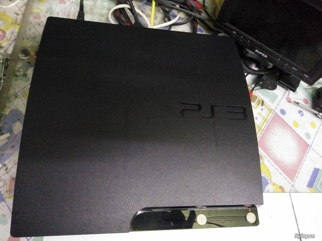 PS3 Slim 2k hack full chơi game PS2 PS2 PS3 vô tư