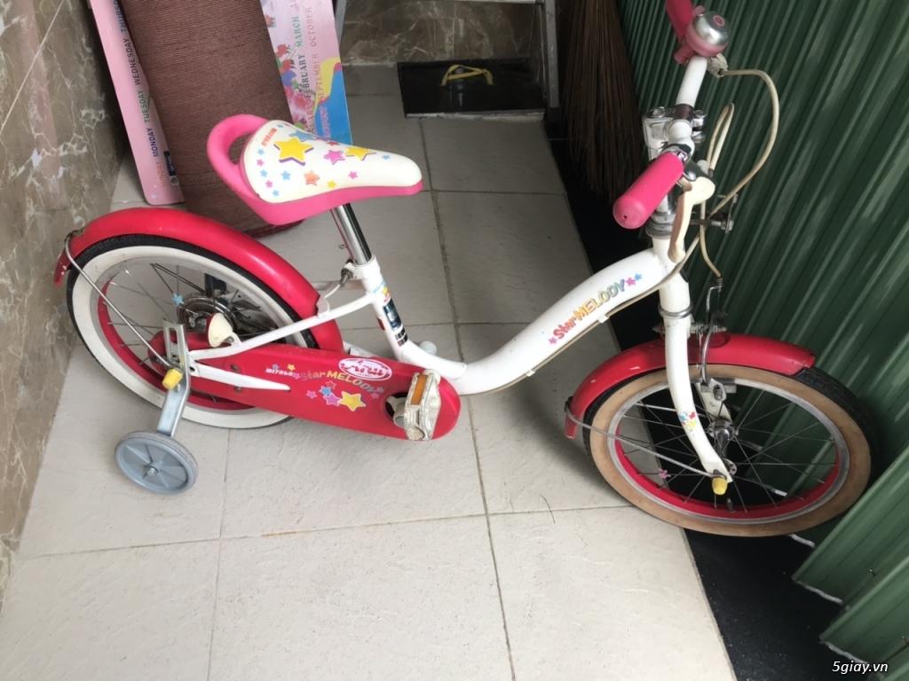 Xe đạp trẻ con miyata bánh 16