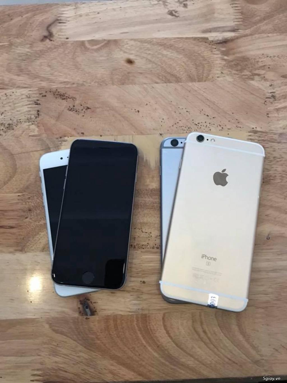 iPhone 6 và 6s plus 64g, 128g  máy đẹp 98% trắng ,gold, đen máy zin - 1