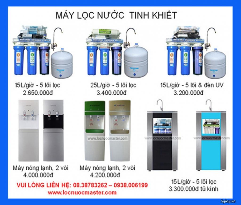 Máy lọc nước ion kiềm, máy lọc nước tinh khiết, máy lọc nước nóng lạnh - 12