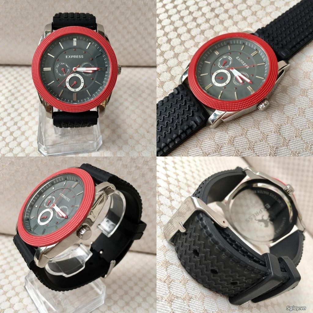 Kho đồng hồ xách tay chính hãng secondhand update liên tục - 47