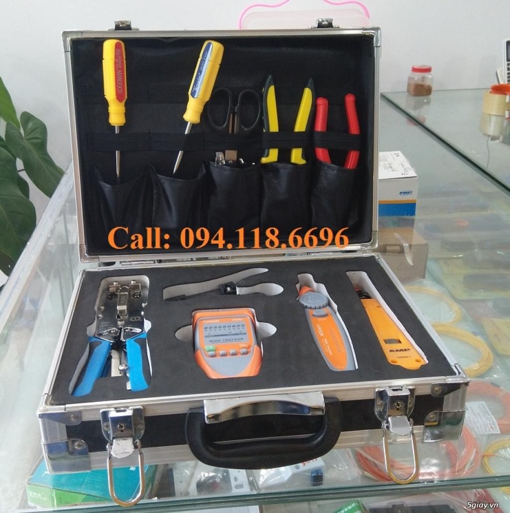 Bộ dụng cụ làm mạng TE-NetLink K-507
