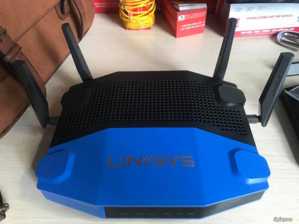 Bộ phát sóng wifi Linksys giá rẻ - BH 06 tháng! - 10