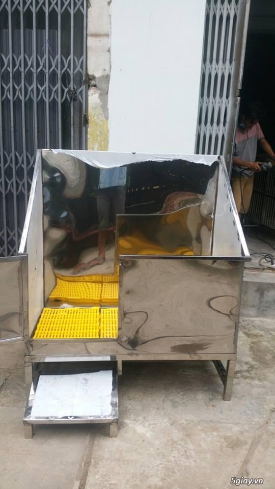 Bồn Tắm Chó-Mèo Inox 304, New 100%. - 3