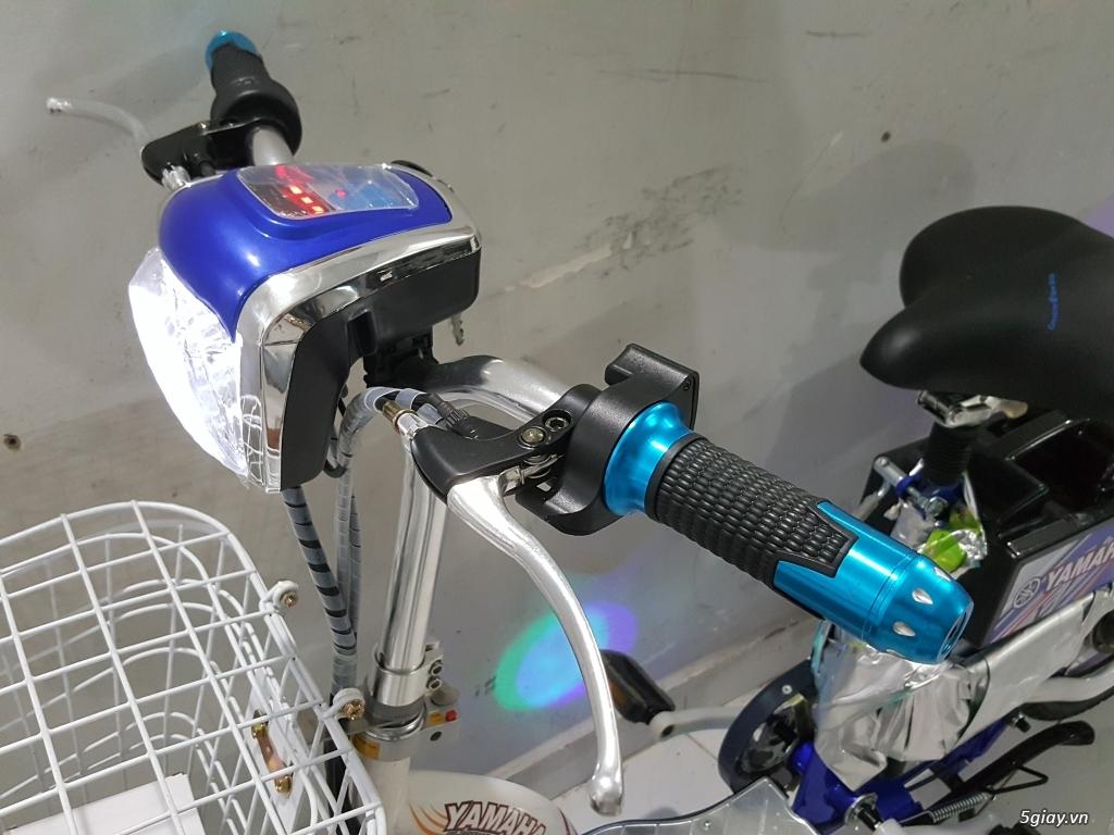Cần bán 1 xe đạp điện Yamaha 4 bình còn đẹp như mới - 3