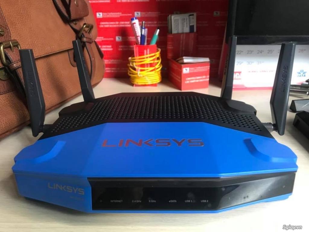 Bộ phát sóng wifi Linksys giá rẻ - BH 06 tháng! - 9