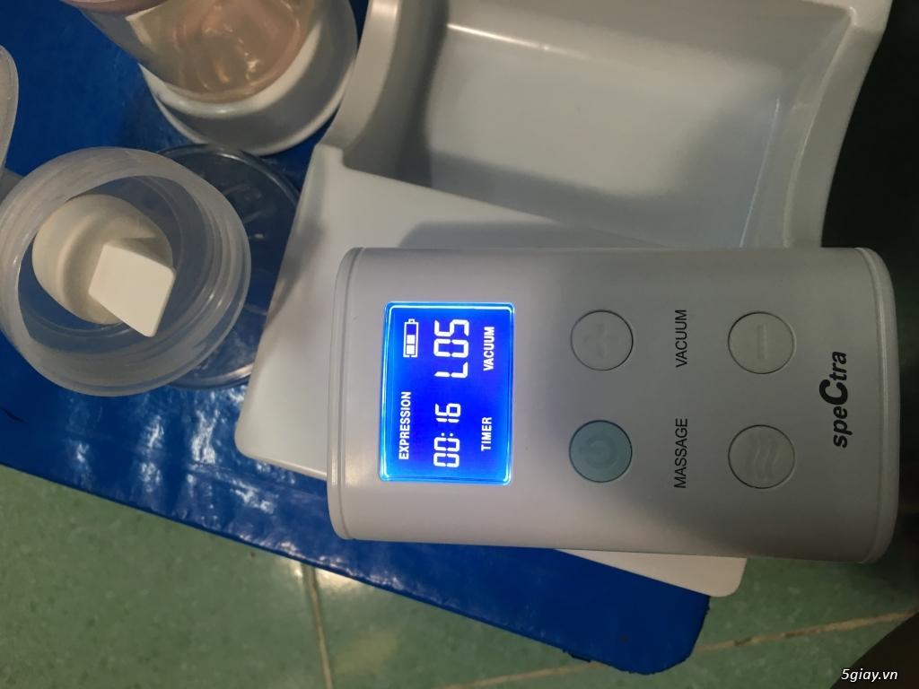 Cần bán máy hút sữa Spectra 9 plus, máy còn mới 99% - 4