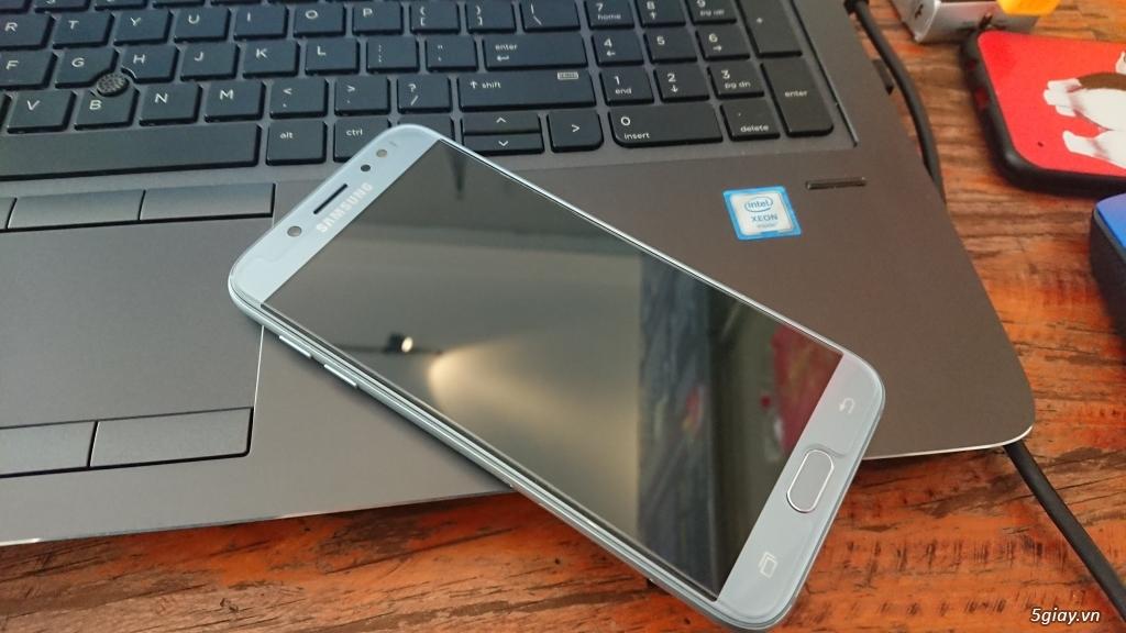 Samsung J7 Pro Xanh xám len ken chính hãng bán or giao lưu Sony ,IP