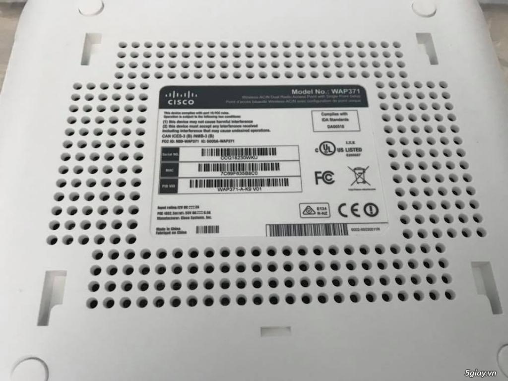 Bộ phát sóng wifi Linksys giá rẻ - BH 06 tháng! - 13