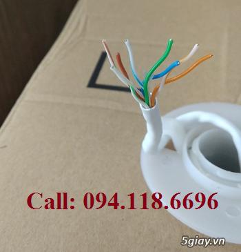Cáp mạng Commscope Cat5E UTP mã 6-219590-2 có sẵn hàng tại Annam - 2