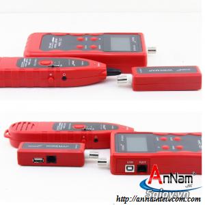 Máy test mạng chính hãng NoYaFa mã NF868 có sẵn hàng tại Annam - 6