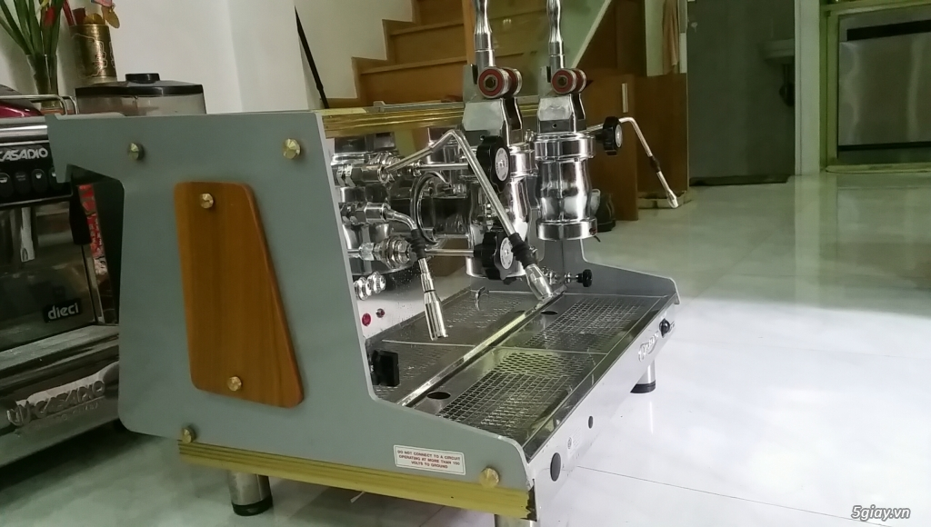 Bán máy pha , xay caffe hàng chọn lọc kỹ từ germany trước khi chuyển - 2