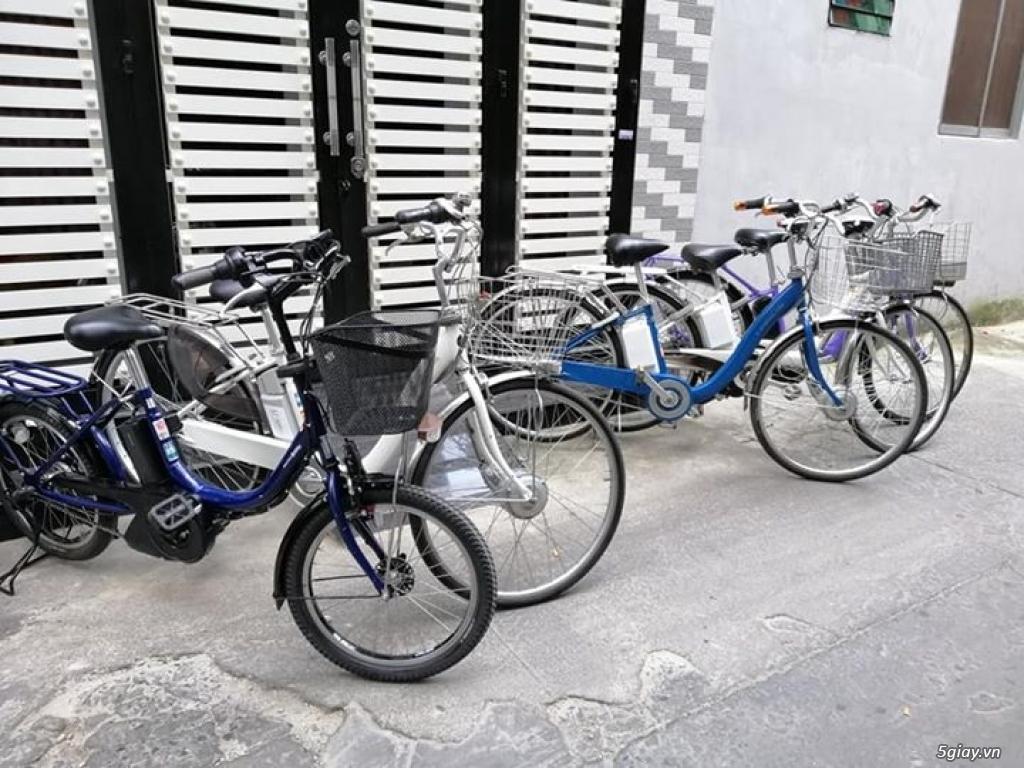 Giá sỉ Shop xe đạp điện hàng Nhật Thành Phố Hồ Chí Minh 4.000.000 ₫ Xe