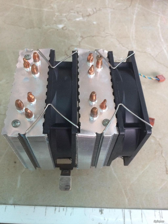 Hub Fan PWM, Backplate AMD 115x,775,1366clip 2011 gông, Ốc Đồ Mod Case - 3