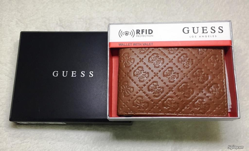 bóp ví,dây nịt da USA 100% giá tốt - 11