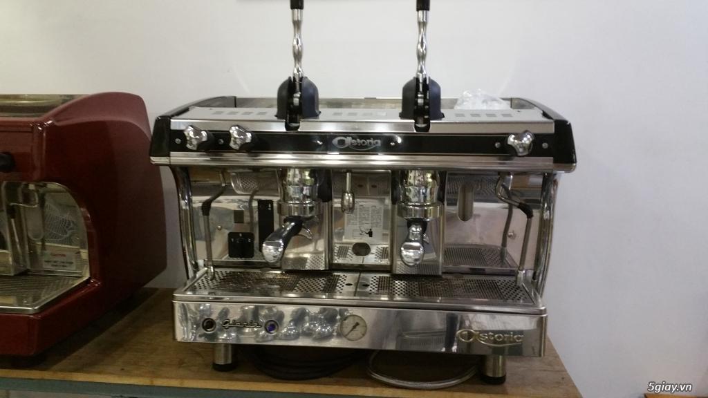 Bán máy pha , xay caffe hàng chọn lọc kỹ từ germany trước khi chuyển - 1