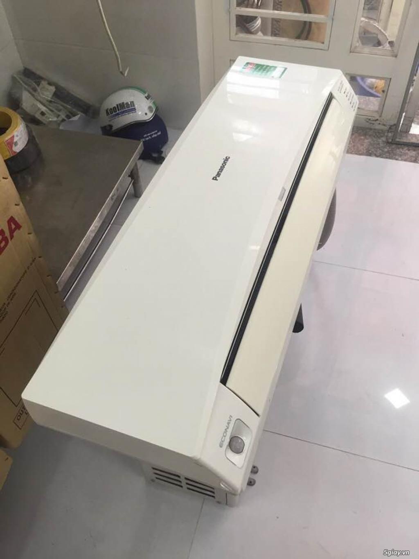 ĐL Tân Tiến :Máy lạnh nội địa Nhật mới 95% bảo hành 15 Tháng ,1 đổi 1 trong 15 tháng giá tốt tại 5s - 38