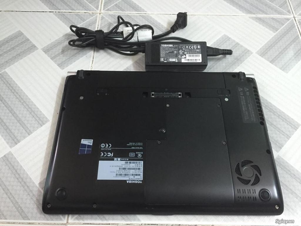 Toshiba Portege R30 core i5 4g 320g lcd 13.3in new 99% zin all - 4