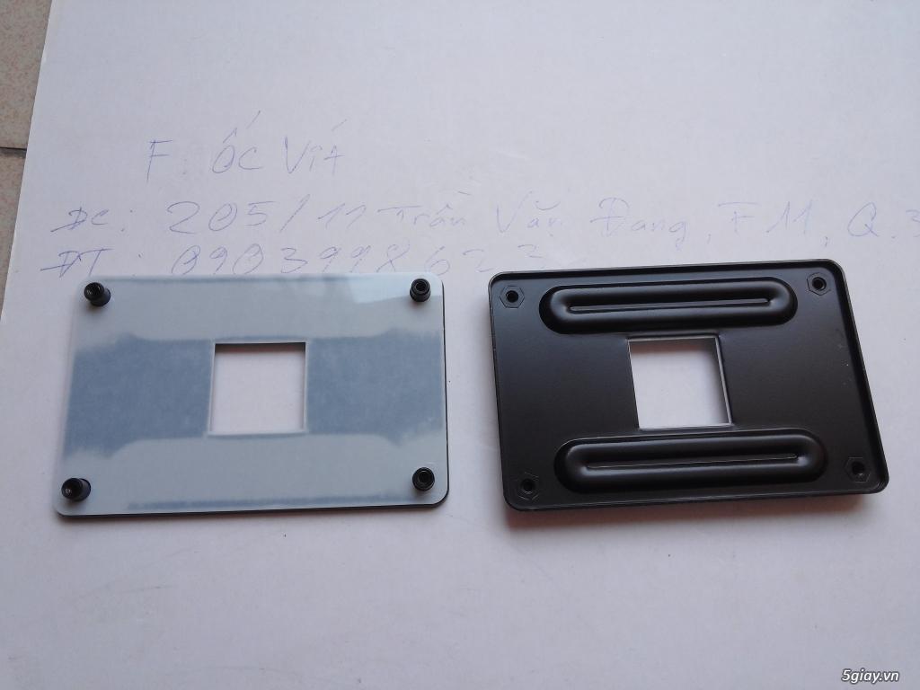 Hub Fan PWM, Backplate AMD 115x,775,1366clip 2011 gông, Ốc Đồ Mod Case