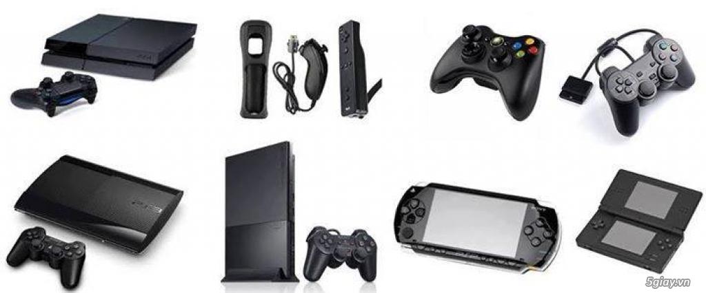 HH shopM thu mua tất cả các loại máy game cũ đã qua sử dụng : PS2 PS3
