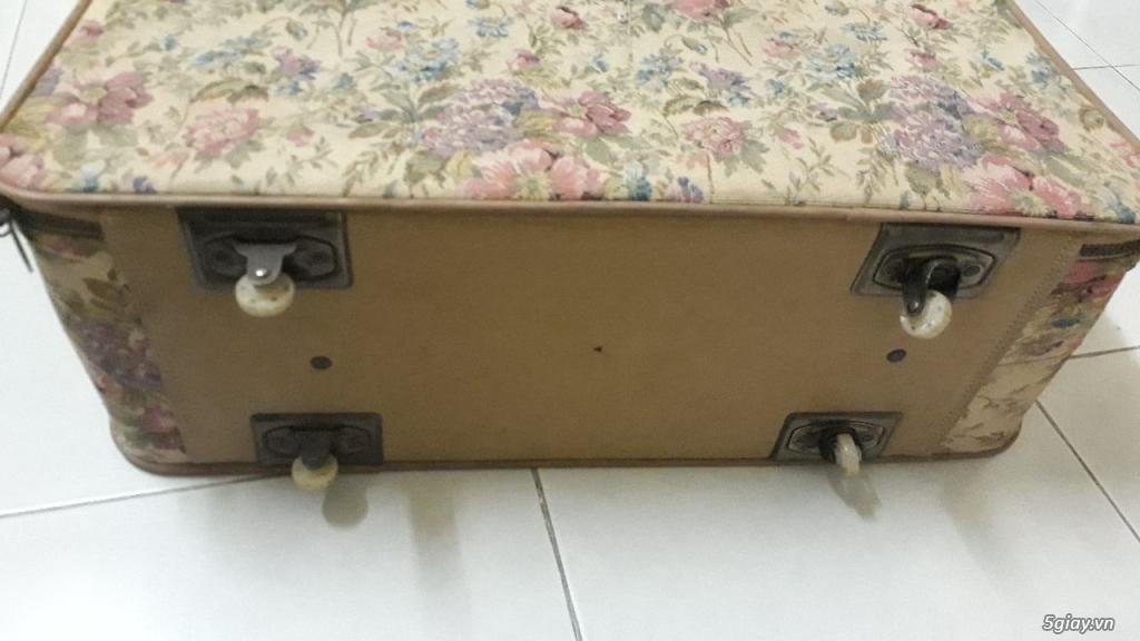 Vali 28 inch phong cách cổ điển