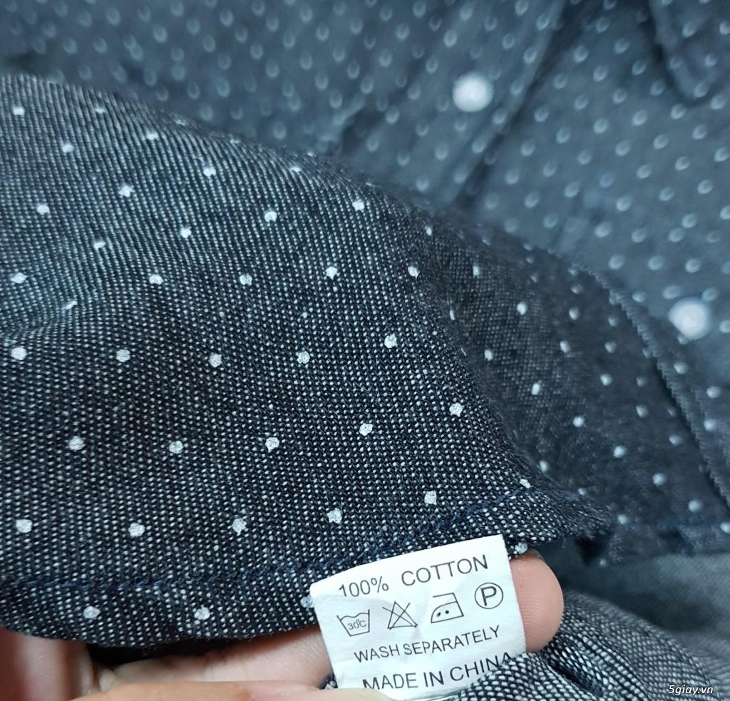 Chuyên quần jean , short , sơmi , áo thun , khoác AUTHENTIC second - 43